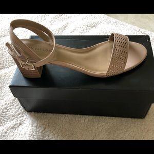 NWT Ann Taylor Cora Leather Heel